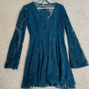 Free People Size 2 Lace Dress